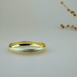 النگو طلا سفید طلایی
